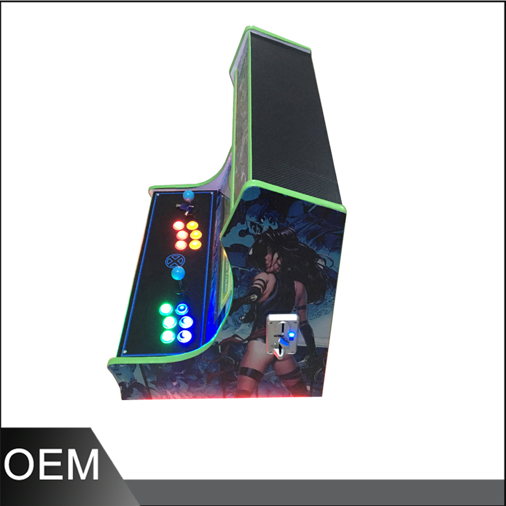 games video Mini Arcade Machine With Classical Game 815 In 1 PCB use coin acceptor wms 550 casino game pcb gambling board 8 lines must use touch screen play the game support bill accepter for slot game machine