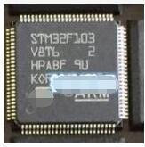 100% NOVA Frete grátis STM32F103V8T6TR STM32F103V8T6 STM32F103V8 STM32F103V8T6TR