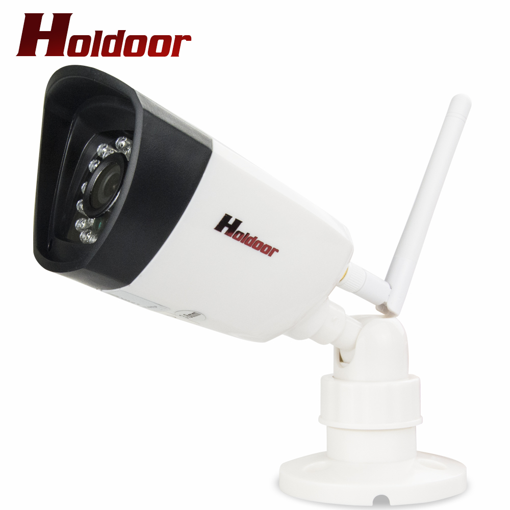 Wifi Ip Camera 720p HD Support Micro SD Card  Onvif Waterproof IP65 CCTV Security Wireless Camara P2P Infrared IR Network CAM hd 720p 1 0mp wireless wifi micro sd card ip camera waterproof network onvif outdoor surveillance security 36 ir night vision