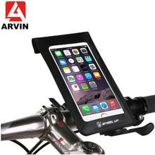 ARVIN Waterproof MTB Bicycle Mobile Phone Holder For iPhone X XR 8P Motorcycle Bike Handlebar Mount Sansung S9+ 4.0-6.0 inch