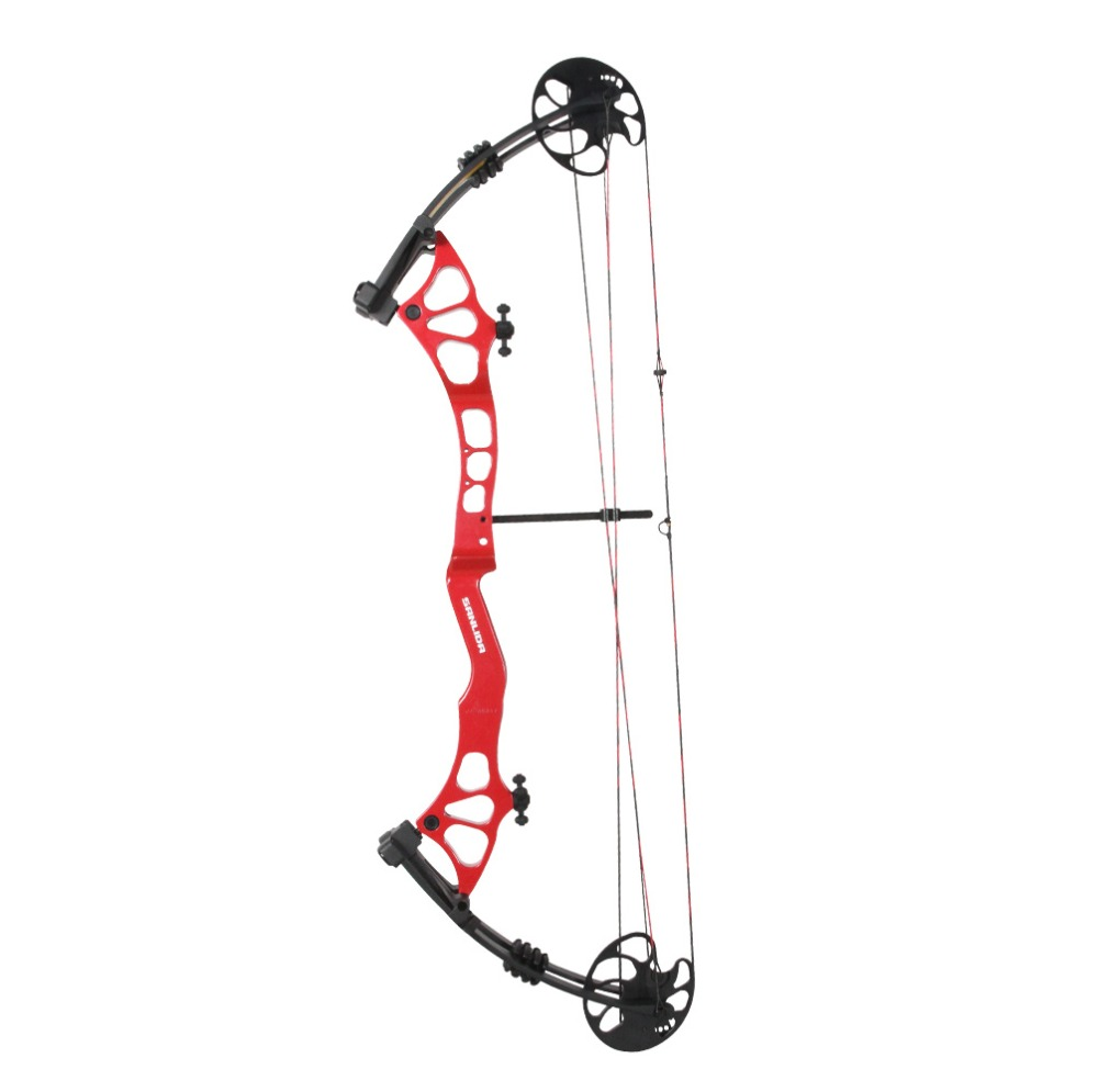 Sanlida Archery Hero X8 Intermediate Target Compound Bow 18 32 25 40LBS 305FPS Hunting Shooting Outdoor