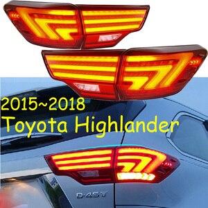 Image 1 - Highlander lanterna traseira, 2015 led 2018 led, rav4, innova, highlander luz traseira; acessórios do carro, highlander luz de nevoeiro