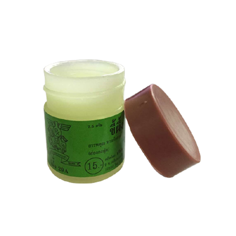 Professional Cure Mint Psoriasis Eczema Ointment Original From Vietnam Native Medicine Ingredient Security Antibacterial