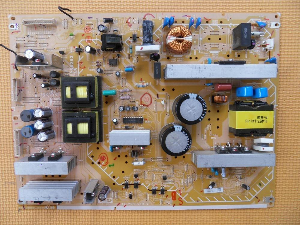 1-871-504-11 For Sony KDL-46/40 LCD Power Board 1 883 893 11 kdl 40hx720 used disassemble