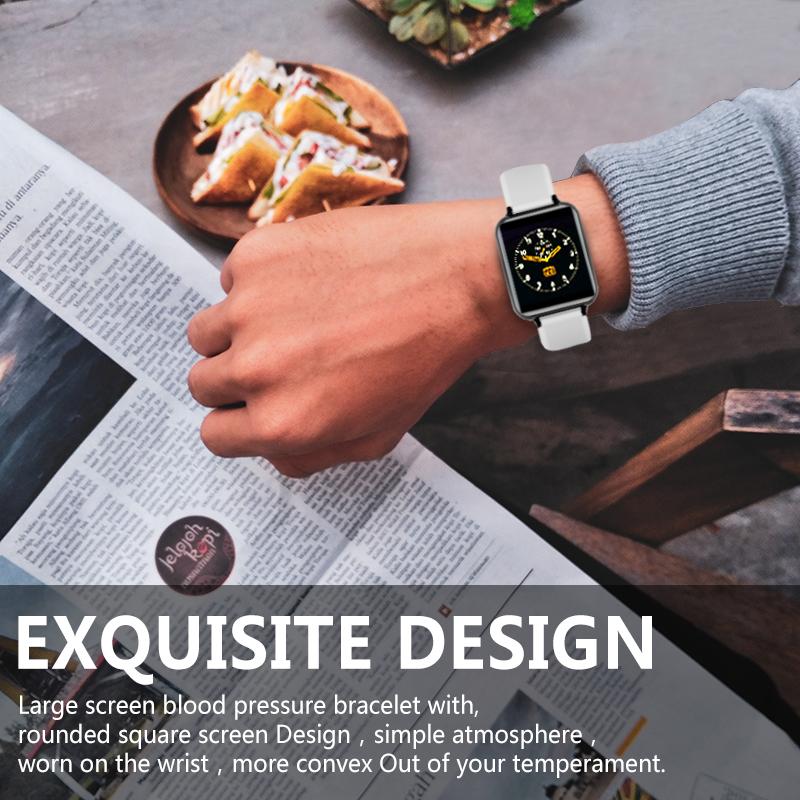 Reloj inteligente B57 impermeable 3