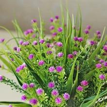 Party flower plants artificial