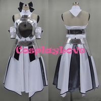 Custom Made Japanese Anime FateZero Saber Cosplay Costume Dress For Halloween Carnival Christmas High Quality CosplayLove