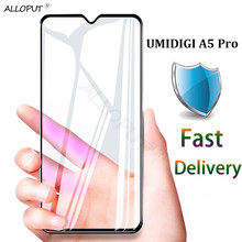 ALLOPUT Tempered Glass For UMIDIGI A5 Pro Ultra-thin Protective Screen Protector UMI Film