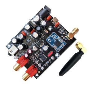 Image 5 - CSR8675 Bluetooth 5.0 Receiver Board PCM5102A I2S DAC Decoder Board LDAC Wireless Audio Module Support 24BIT With Antenna
