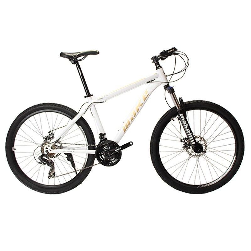 FAZER Velocidade Shimano Mountain Bike Quadro de Aço 24 26