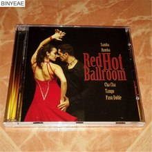 BINYEAE BINYEAE-novo CD selo  Alex Naar Red Hot Ballroom disco CD frete  grtis e1943efc8