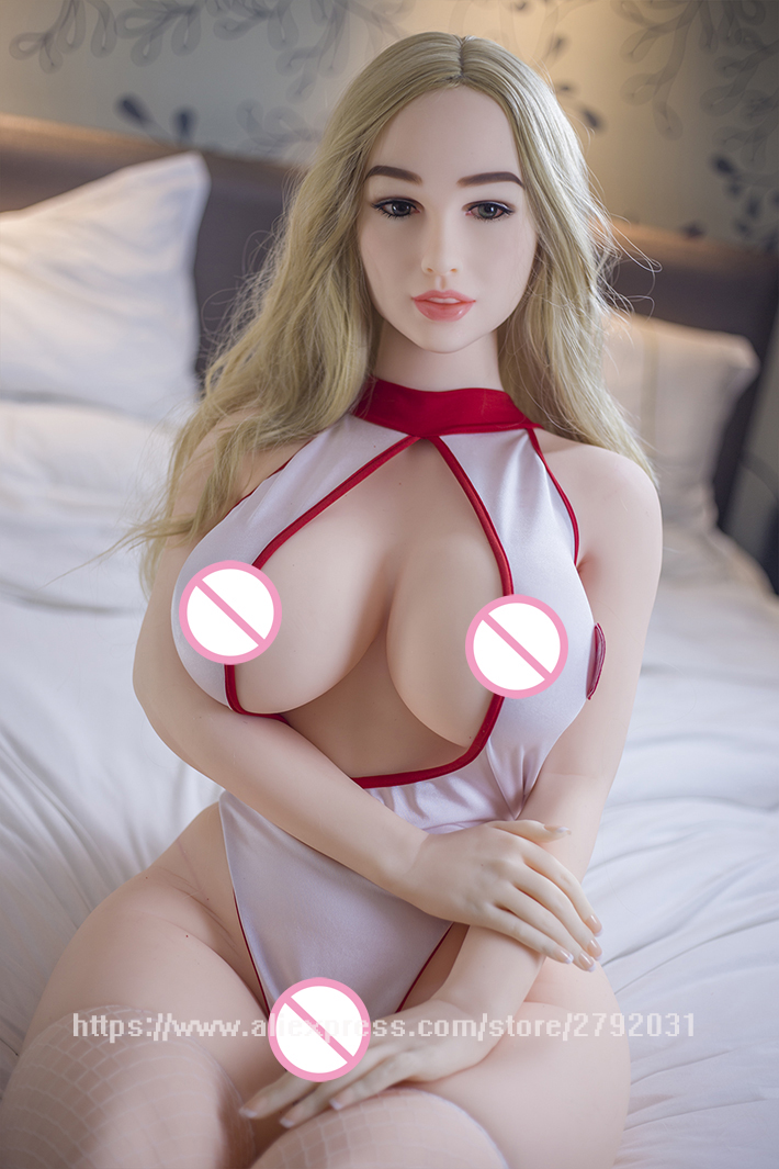 New 162cm Full Silicone Adult Sex Doll For Men,Japanese Lifelike Love Doll Real Oral Anal Vagina Adult Sexy Toy,