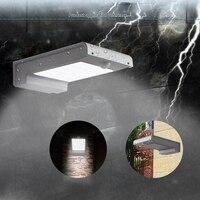 ホット販売led照明ソーラーランプ防水49 ledソーラーパワー屋外セキュリティライトランプpir motionセンサー