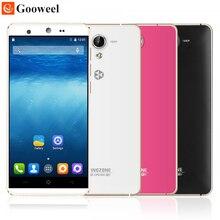 "Original Kingzone N5 5 ""4G Smartphone teléfono Celular Android 5.1 MTK6735 LTPS1280x720 64bit Quad-Core teléfono móvil 2 GB RAM 16 GB ROM"