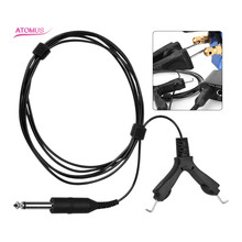 Tattoo-Accessories Clip-Cord Cabo Soft-Adapter Machine Power-Supply New Para for Maquina