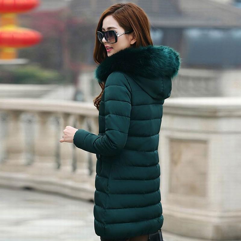 women winter coats women winter jacket women Womens Winter Jackets And Coats 2016 Thick Warm Hooded Down Cotton Padded Parkas For Women's Winter Jacket Female Manteau Femme (6)