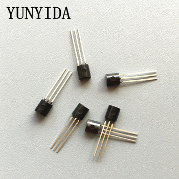 100PCS to-92 A733 image