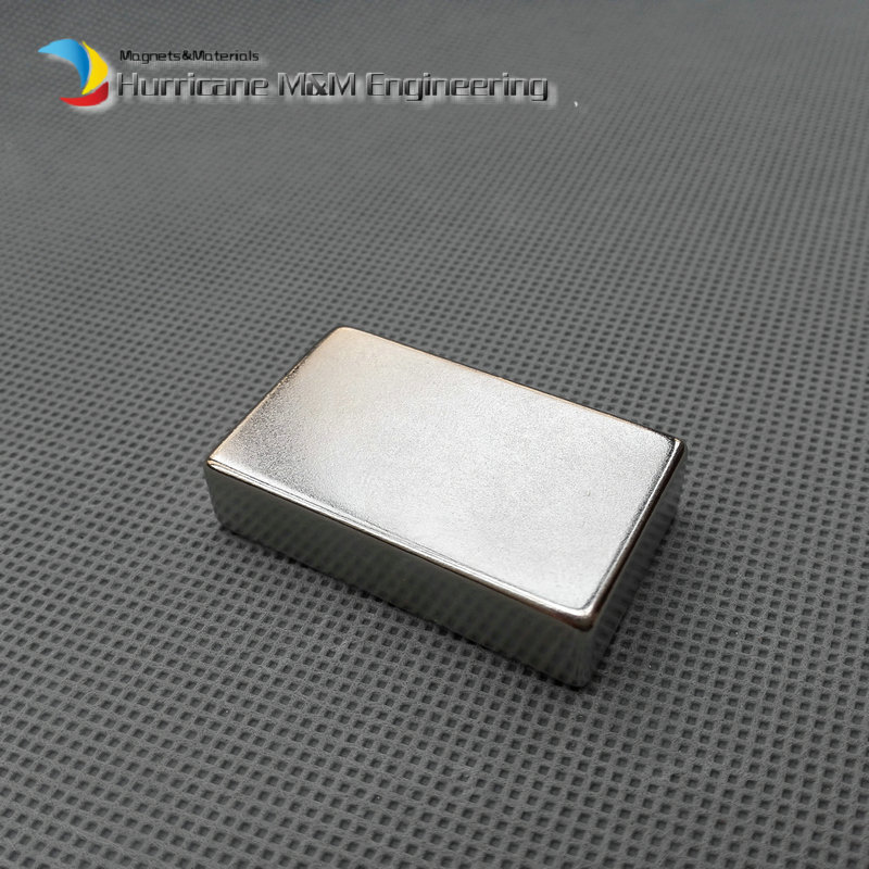 NdFeB Magnet Block 40x25x10 mm Super Strong magnet Neodymium Permanent Magnets Rare Earth Magnets Grade N42 NiCuNi Plated ndfeb magnet block 40x25x10 mm super strong magnet neodymium permanent magnets rare earth magnets grade n42 nicuni plated
