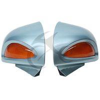 Для BMW R1100RT R1150RT R1100 RT R1150 RT Серебряный Синий сзади зеркала сигнал поворота