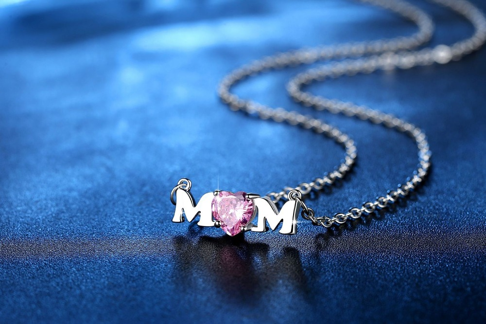 Mom Necklace - Great Gift for Mom Or Grandma
