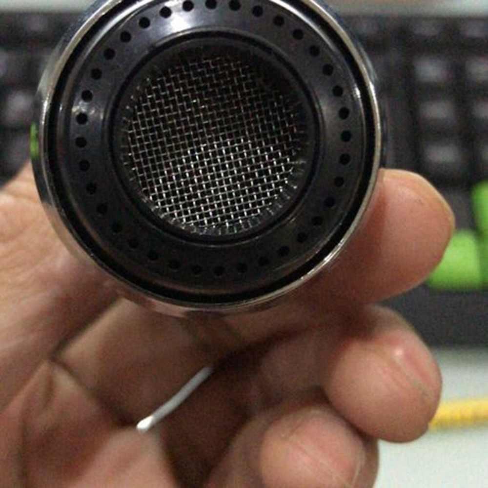 蛇口スプラッシュノズル回転可能な節水シャワーバスバルブフィルターデバイス 2 水アウトレットモードドロップシッピング