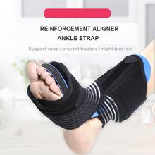 Bandage Ankle Brace Protection Foot Wrap For Fracture Exercise Spraining Varus Joint Correction Belt