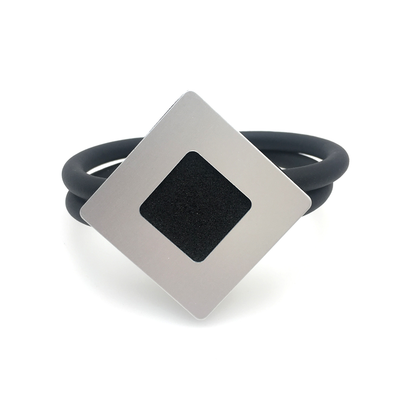 Fashion Jewelry Square Bracelet Retro Charm Personality Female Bracelet Sponge Aluminum Alloy Combination Party Decoration in Bangles from Jewelry Accessories