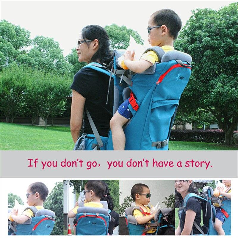 Bebê de Volta Criança Bebê Portátil Caminhadas Backpack