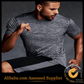 Men t shirt quick O-neck short sleeve t-shirt solid polyester popular street wear slim fit dry tops tee us size summer mens tee
