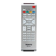 Remote Control Suitable for Philips TV/DVD/AUX CONTROLLER RM 631 RC1683701/01 RC1683702 01 huayu