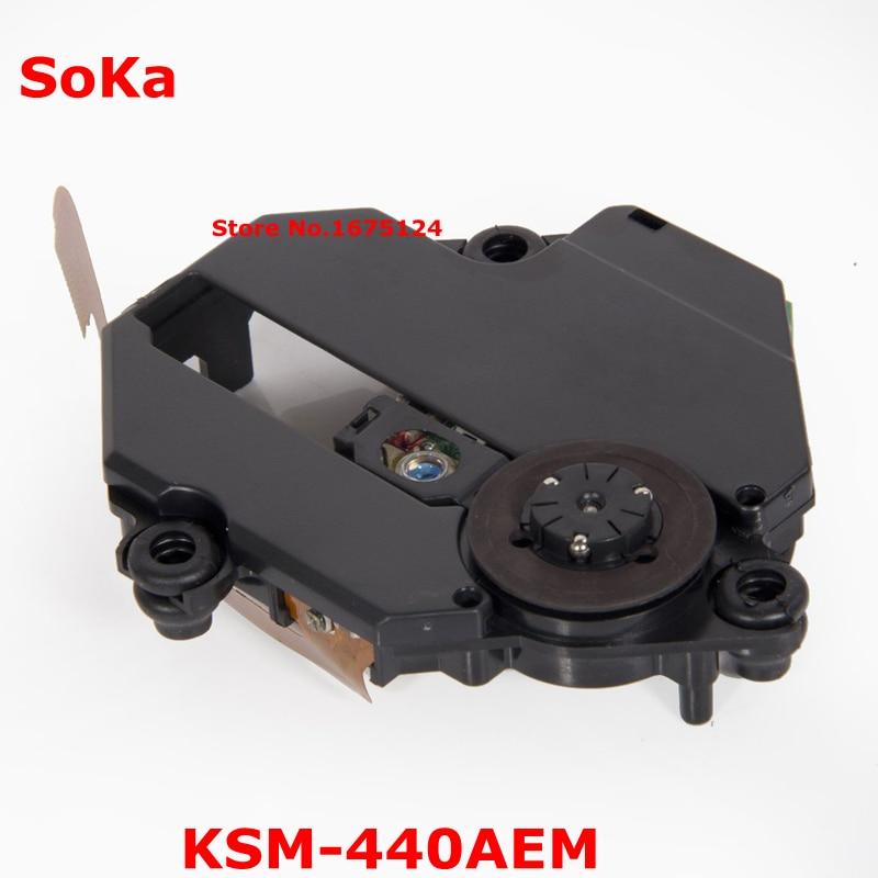 KSM-440AEM Optical Pickup KSM 440AEM Laser Lens KSM440AEM Replacement For Sony PS1 PlayStation 1 replacement laser lens pick up drive for sony ps1 playstation one ksm 440adm 440bam 440aem optical repair part