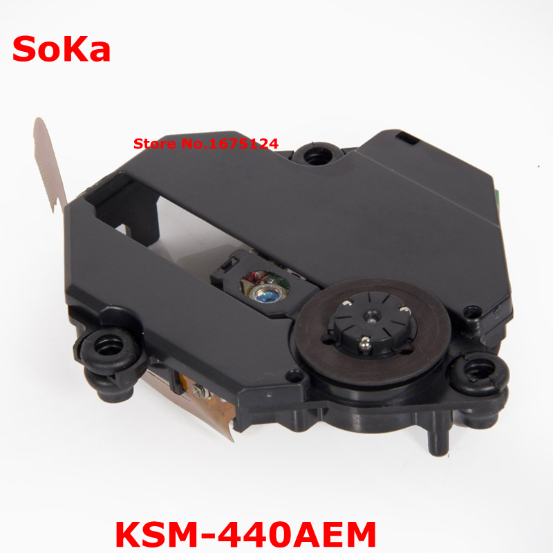 KSM-440AEM Optical Pickup KSM 440AEM Laser Lens KSM440AEM Replacement For Sony PS1 PlayStation 1 hothink replacement laser lens khs 400c khs 400c for playstation 2 ps2