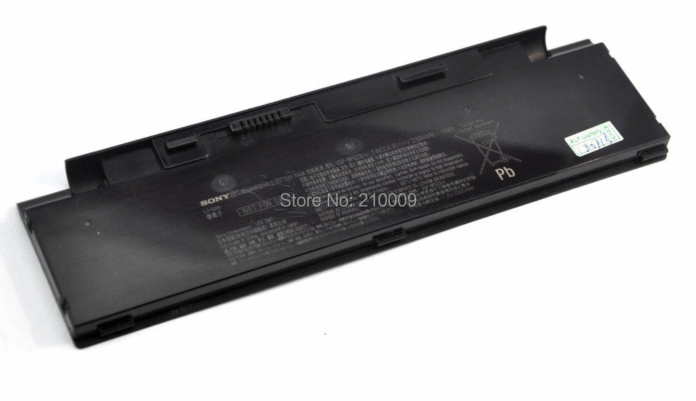 ФОТО Original battery for  VGP - BPS23 / W VGP - BPS23 / B  laptop batteries free shipping