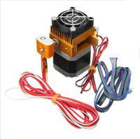 DuoWeiSi 3D Printer Parts MK8 Extruder 0 4mm Full Metal Nozzle Print Head For 3D Printer