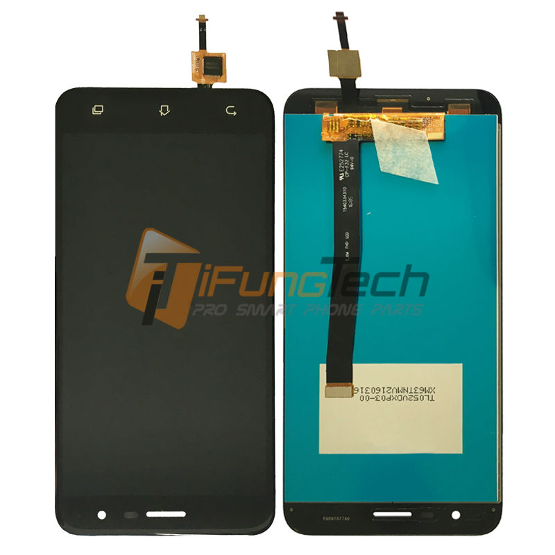Подробнее о 5PCS/LOT For ASUS Zenfone 3 ZE520KL LCD Display With Touch Screen Digitizer Assembly Original Replacement Parts Black black replacement part for asus zenfone 4 lcd display and touch screen digitizer assembly 1pc lot free shipping