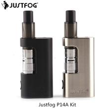 Original JUSTFOG P14A Start Kit 1.9ml Tank e cigarette Kit with 900mAh Battery Capacity Vape Pen Kit 1.2ohm 1.6ohm Coil Head