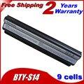 JIGU Bateria Do Portátil Para Msi BTY-S14 BTY-S15 CR650 CX650 FR400 FR610 FR620 FR700 FX400 FX420 FX600 FX603 FX610 FX620 FX620DX