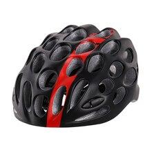 Ftiier New Bicycle Cycling Helmet Matte Men Women Bike Helmets Outdoor Sport Mountain Road Bike Integrally Molded Safety Hat