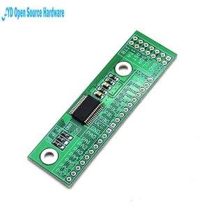 Image 2 - 1pcs MCP23017 I2C ממשק 16bit אני/O הארכת מודול פין לוח IIC כדי GIPO ממיר 25mA1 כונן כוח אספקת עבור Arduino