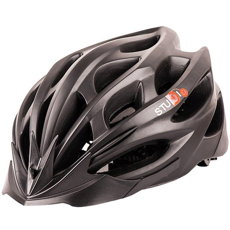 New Model Ultralight Cycling Helmet Breathable Bicycle Helmet Women Men Integrally-molded Bike Helmet with Visor цена