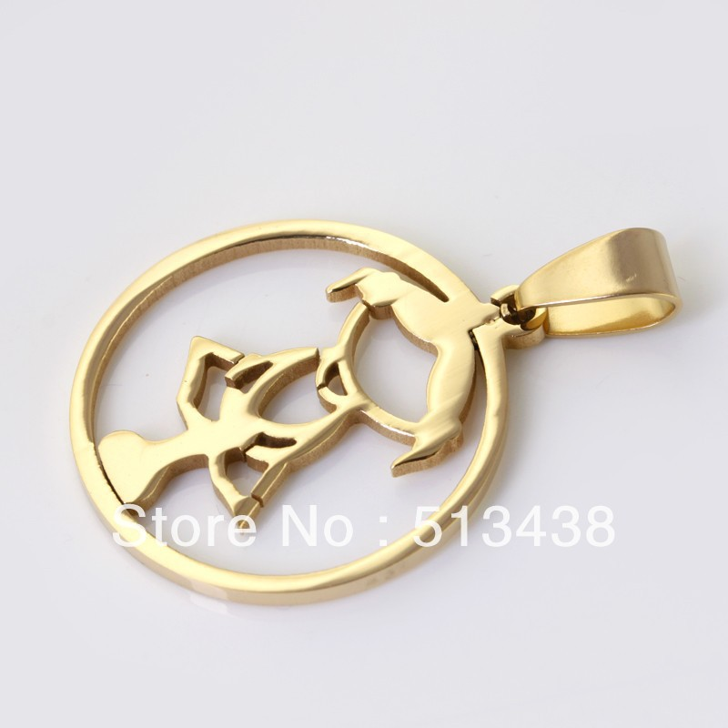 set pendant gold stone baby fish big silver jewelry designer girl rose sterling detail product