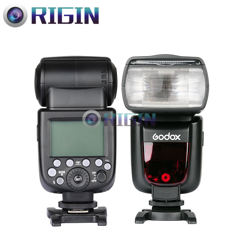 Godox TT685C камера Flash 2.4 ГГц сымсыз - Камера және фотосурет - фото 2