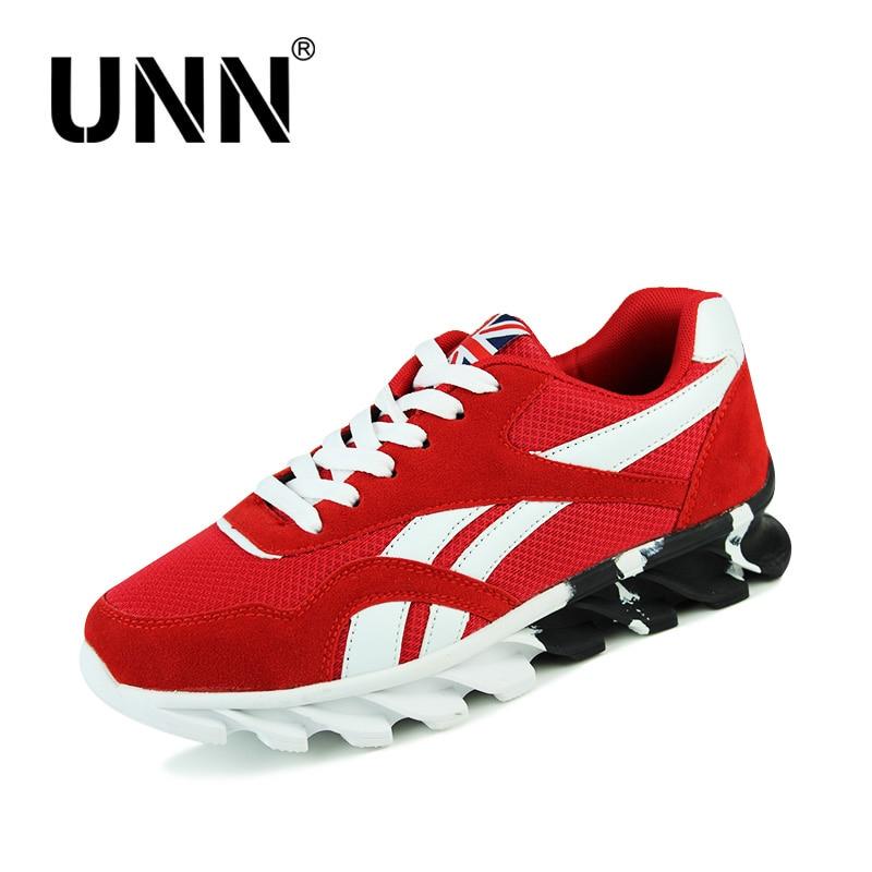 tamaño Tenis moda Zapatos hombres más rojo casual Zapatos adulto Encaje Hombre caliente Calzado Zapatillas malla azul Suede 2017men's mens up masculino en W9EHD2IY