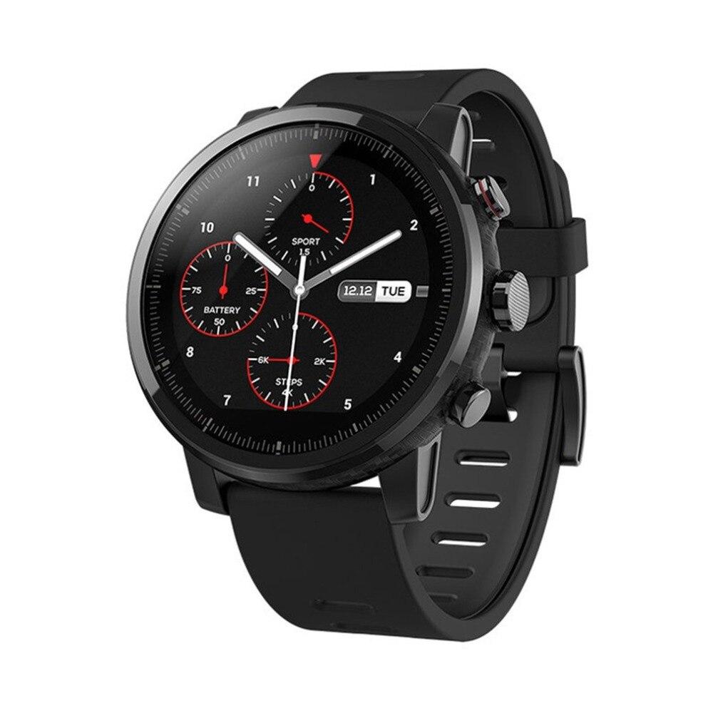 Versão à prova d' água smart watch Bluetooth smart watch Bip internacional 4.0 a contagem da etapa de vigilância da saúde