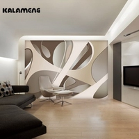 High Quality European Modern Luxury Wallpaper 3D Wall Mural Papel De Parede Photo Wall Paper Solid