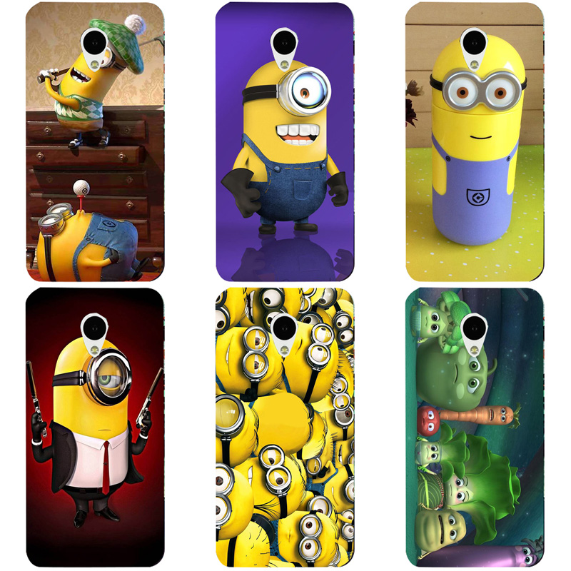 Fashion Cartoon Case For Alcatel U5 3G 4047D 4047 U5 HD