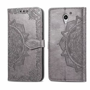 Image 2 - For ZTE Blade A510 A610 V7 Lite L5 Plus Mandala Pattern Leather Flip Wallet Card Holder Stand Case Cover