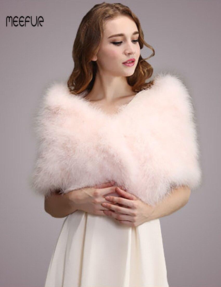 light Lx00795 red Casual Camel Wraps Châles pink light Sans black Manches Printemps 2018 Nouveautés Femmes Survêtement Dinde Véritable Solide Autruche Mignon Vraie White Fourrure Gray aHxqwB