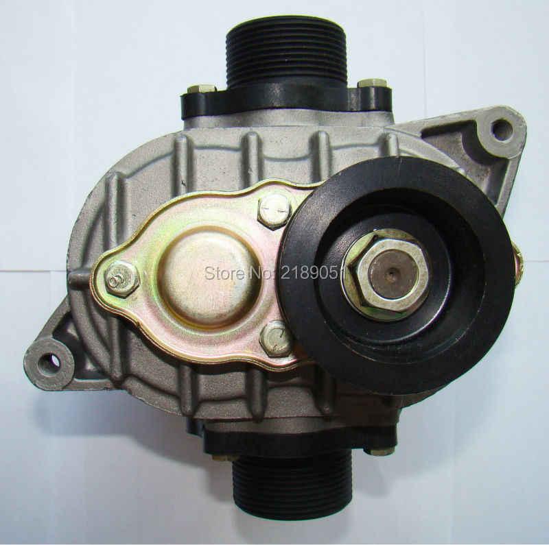 USA AMR300 Mini Roots Supercharger Compressor Blower Booster Turbine 0.5-1.3 L