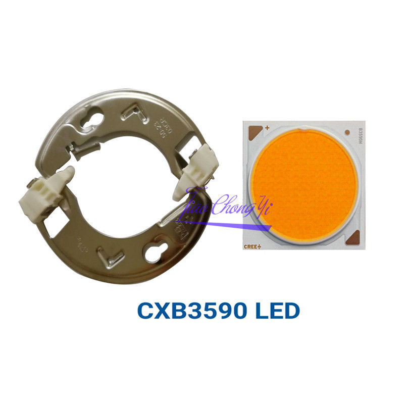CREE COB CXB3590 Led Grow Light Chip ,Full Spectrum Warm White 3500k COB Led Dioedes for DIY Plant Growing Lamp CREE COB CXB3590 Led Grow Light Chip ,Full Spectrum Warm White 3500k COB Led Dioedes for DIY Plant Growing Lamp